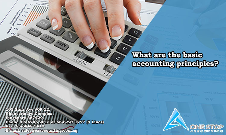What-are-the-basic-accounting-principles
