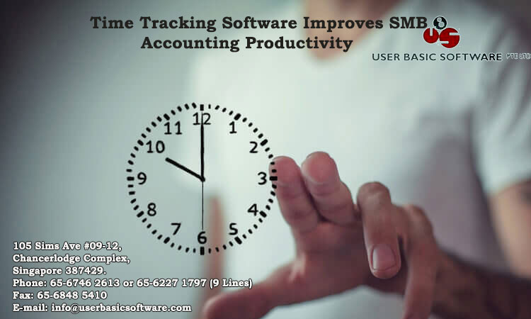 time tracking for accounting software