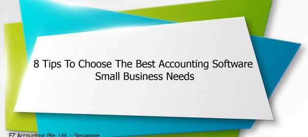 8 tips to choose accounting software
