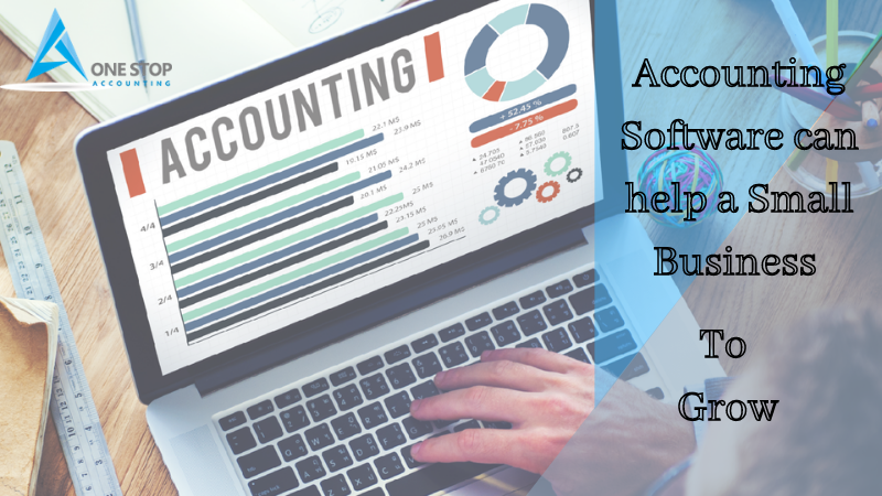 Accounting Software can help a Small Business Grow