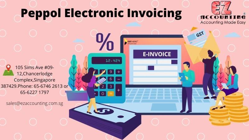 Peppol E-invoice