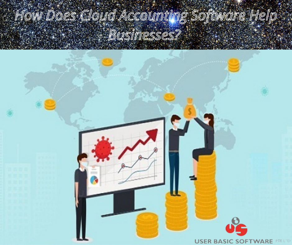 How Does Cloud Accounting Software Help Businesses