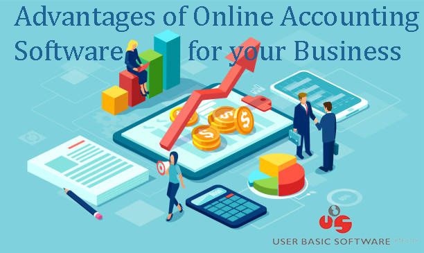 Advantages of Online Accounting Software for your Business